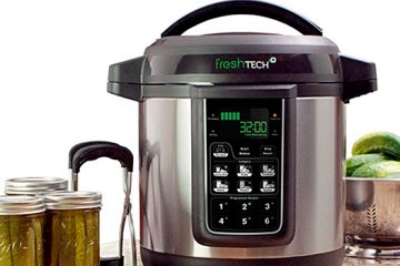 The Ball Freshtech Automatic Home Canning System Review | ultimatefoodpreservation.com