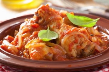 Make This Canned Chicken Cacciatore For A Gourmet Dish | ultimatefoodpreservation.com