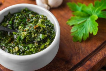 Try This Fermented Chimichurri For A Flavorful Condiment! | ultimatefoodpreservation.com