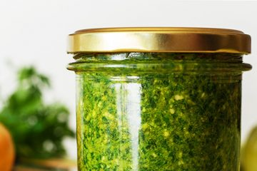 Fermented Pesto For All Your Favorite Pasta Dishes [Recipe] | ultimatefoodpreservation.com