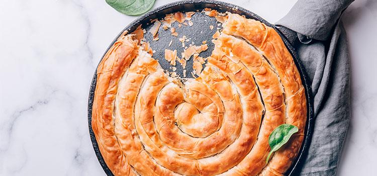 Freeze-Friendly Feta Filo Pie That Everyone Will Love! [Recipe]   ultimatefoodpreservation.com