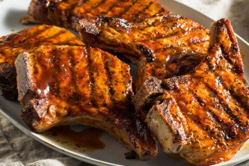 Freezer-Friendly BBQ Pork Chop For The Perfect Cookout! [Recipe] | ultimatefoodpreservation.com
