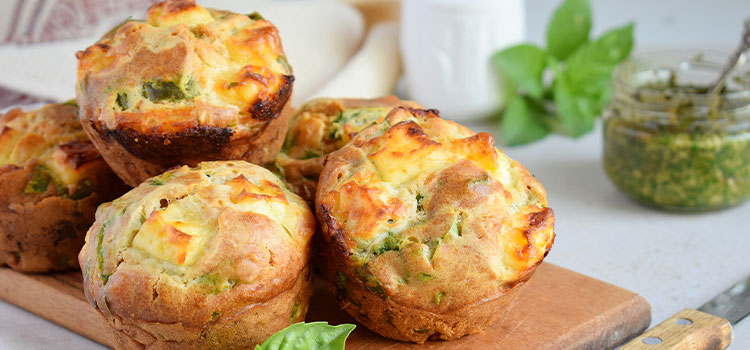 Freezer-Friendly Cheese Spinach Egg Bites For Any Morning [Recipe] | ultimatefoodpreservation.com