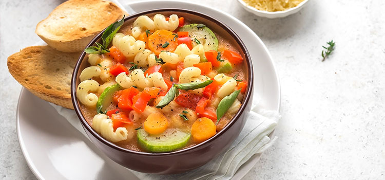 Freezer-Friendly Minestrone Soup To Warm Your Soul! [Recipe] | ultimatefoodpreservation.com