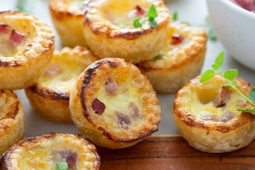 Freezer-Friendly Quiche Bites Are Perfect For A Lunch Idea [Recipe] | ultimatefoodpreservation.com