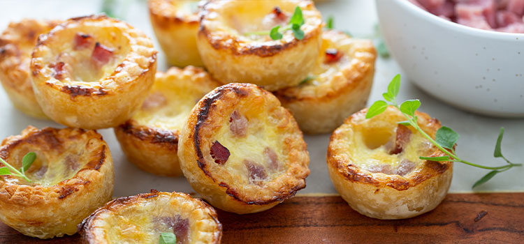 Freezer-Friendly Quiche Bites Are Perfect For A Lunch Idea [Recipe]   ultimatefoodpreservation.com