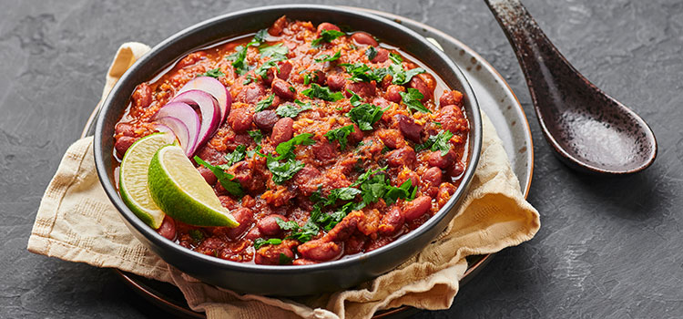 Freezer-Friendly Spicy Indian Beans That Go Well With Everything! [Recipe] | ultimatefoodpreservation.com