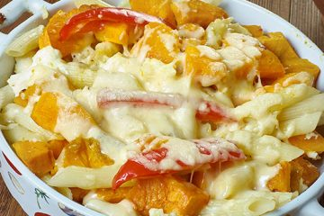 This Freezer-Friendly Squash Pasta Bake Is All Flavor! [Recipe] | ultimatefoodpreservation.com