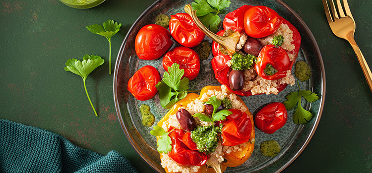 Freezer-Friendly Stuffed Peppers That Are Healthy and Delicious [Recipe] | ultimatefoodpreservation.com