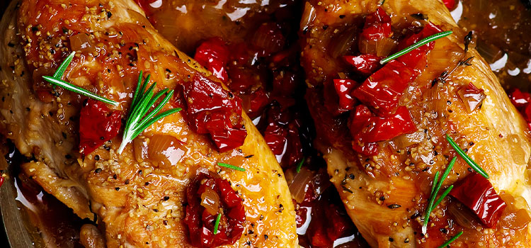 The Best Family Dinner: Instant Pot Italian Chicken [Recipe] | ultimatefoodpreservation.com