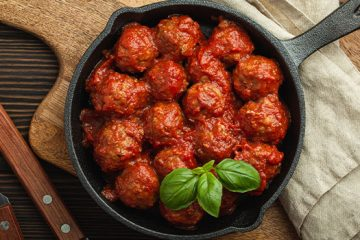Instant Pot Italian Meatballs For Your Next Pasta Dinner [Recipe] | ultimatefoodpreservation.com