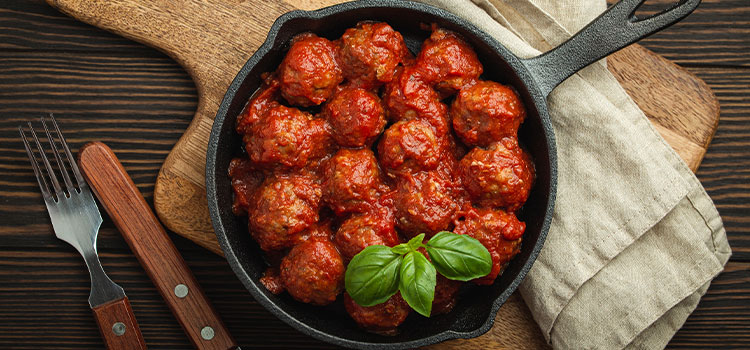 Instant Pot Italian Meatballs For Your Next Pasta Dinner [Recipe]   ultimatefoodpreservation.com