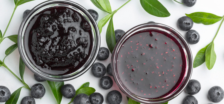 A Lime and Blueberry Jam That Goes With Everything! | ultimatefoodpreservation.com