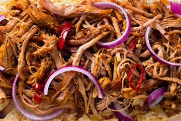 Did Anyone Say Spicy Pulled Pork For Dinner? | ultimatefoodpreservation.com