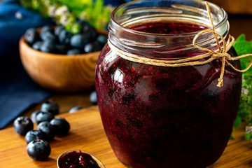Try This Basic Blueberry Jelly For A Simple But Tasty Treat [Recipe] | Ultimatefoodpreservation.com
