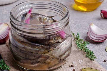 Basic Canned Fish Is A Healthy Snack You Need To Try [Recipe] | ultimatefoodpreservation.com