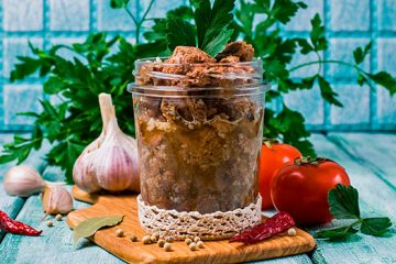 Easy Canned Beef Stew For A Hearty Everyday Meal   ultimatefoodpreservation.com