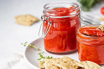 Canned Plum Habanero Salsa For The Win | ultimatefoodpreservation.com