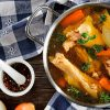 5 Health Reasons to Make This Basic Chicken Stock At Home | ultimatefoodpreservation.com