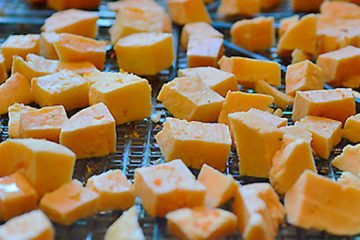 6 Steps Guide on Dehydrating Cheese at Home | ultimatefoodpreservation.com