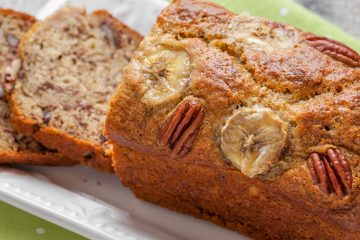 Always Ready Banana Bread | ultimatefoodpreservation.com