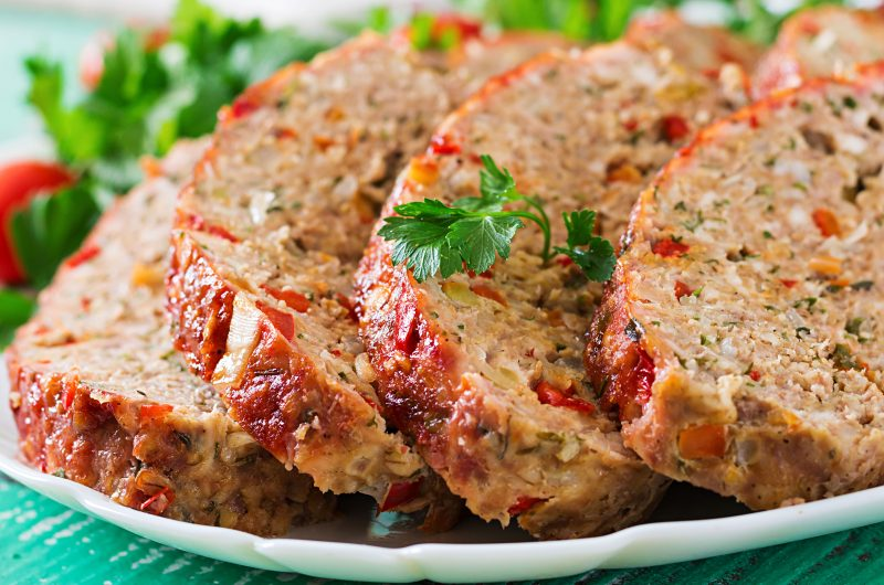 Freezer-Friendly Meatloaf