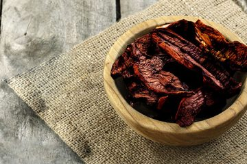 This Tasty Mushroom Jerky Is The Healthy Snack To Try | ultimatefoodpreservation.com