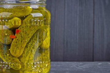Here's Why You Should Make These Easy Fermented Brined Pickles | ultimatefoodpreservation.com