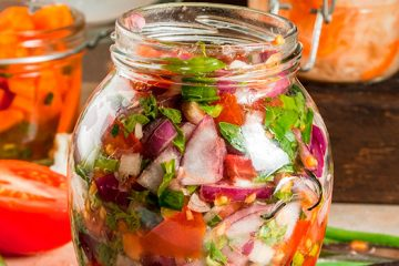 Fermented Indian Relish For A Tasty Lunch Anytime [Recipe] | Ultimatefoodpreservation.com