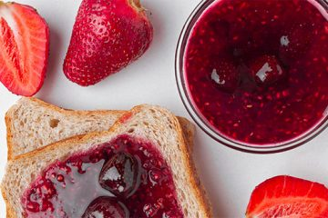 Homemade Strawberry Jam For A Wholesome Breakfast [Recipe] | Ultimatefoodpreservation.com