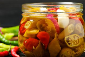 These Pickled Peppers Will Bring Colors To Your Life! [Recipe] | Ultimatefoodpreservation.com