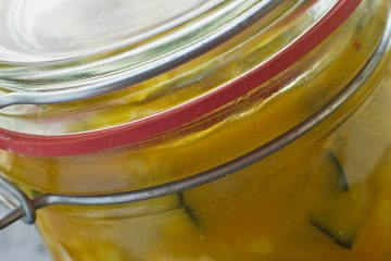 Piquant Canned Chow Chow Is A Southern Dish For You [Recipe]   Ultimatefoodpreservation.com