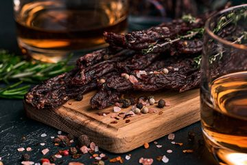 Tired of The Same Snacks? Try This Teriyaki Beef Jerky | ultimatefoodpreservation.com