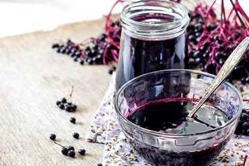 Traditional Elderberry Syrup To Soothe Your Body | ultimatefoodpreservation.com