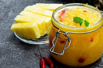 Enjoy This Tropical Relish For A Quality Snack Or Meal [Recipe]   Ultimatefoodpreservation.com