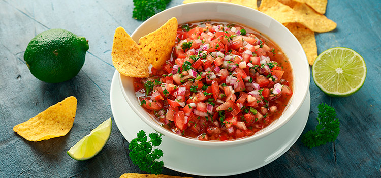 Zesty Canned Salsa Is Your New Favorite Appetizer [Recipe] | Ultimatefoodpreservation.com