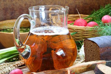 Winter Herb Kvass That Is Healthy And Tasty! [Recipe] | ultimatefoodpreservation.com