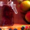 Apples Going Bad? Make an Apple and Blackberry Jam [Recipe]   https://ultimatefoodpreservation.com