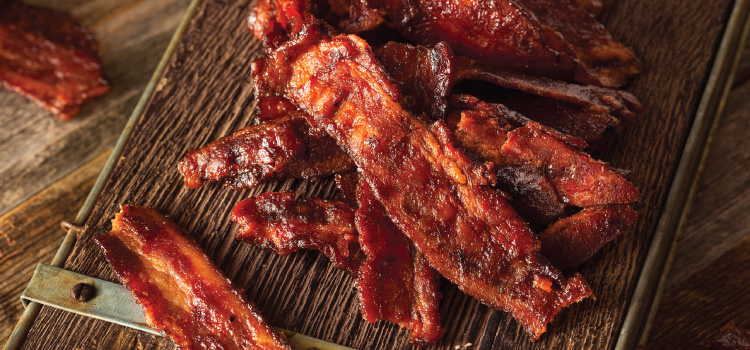 Try This Bacon Jerky And You'll Fall In Love With It! | ultimatefoodpreservation.com