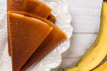 Try This Banana Leather For A Tasty Treat Any Time of Day [Recipe] | https://ultimatefoodpreservation.com