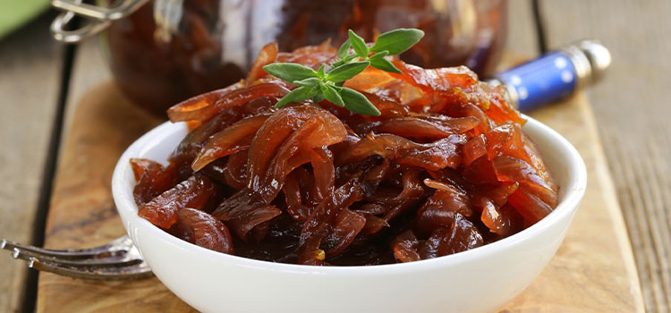 Caramelized Onion Chutney That Will Never Cease To Surprise You [Recipe]   ultimatefoodpreservation.com