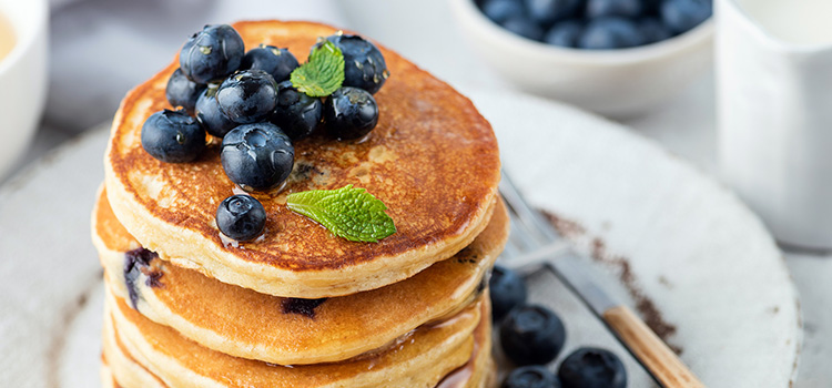 Freezer Berry Pancakes Are Just What You Need Today! [Recipe] | ultimatefoodpreservation.com