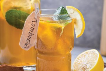 Ginger Kombucha That Everyone At Home Will Love!   ultimatefoodpreservation.com