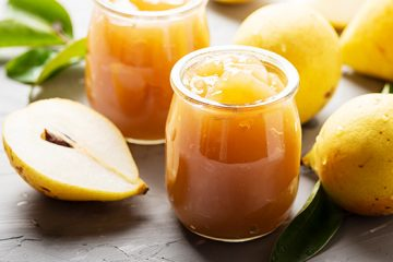 When You Need a New Breakfast Idea, Try This Pear Jam [Recipe] | https://ultimatefoodpreservation.com