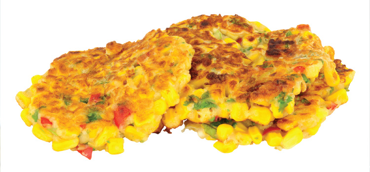 Sweetcorn Fritters For Any Time Of The Day [Recipe] | ultimatefoodpreservation.com